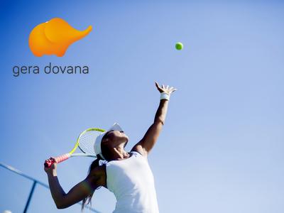 Gera dovana lauko teniso treniruotė