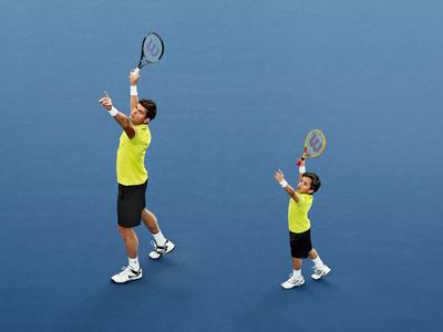 Individualios ir grupinės teniso treniruotės